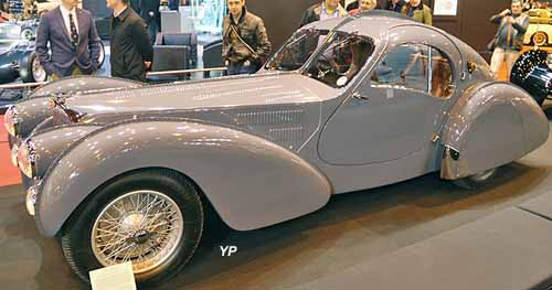 Bugatti type 57 S Atlantic