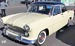 Simca Vedette : Versailles, Régence, Marly