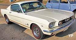 Ford Mustang 64-66