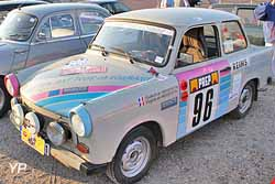 Trabant 601 RS Monte-Carlo
