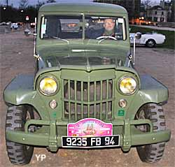 Jeep Willys Station Wagon 4-63