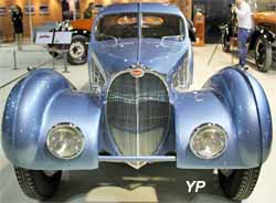 Bugatti type 57 SC Atlantic