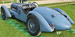 Talbot Lago T150 C Speciale roadster