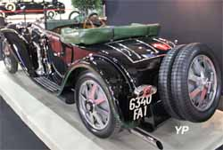 Bugatti type 55 cabriolet 2 places Billeter et Cartier