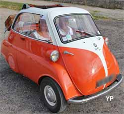 bmw isetta 250 guide automobiles anciennes. Black Bedroom Furniture Sets. Home Design Ideas