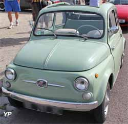 Fiat 500 Trasformabile (transformable)