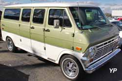 Ford E-Series (Econoline/Club Wagon) 1969