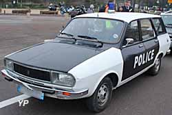 Renault 12 break pie (police)
