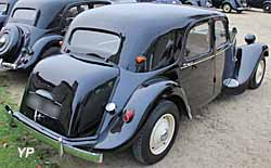 Citroën Traction 11 B malle bombée