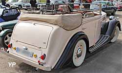 Wolseley 14-60 tourer