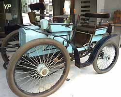 quadricycle Peugeot Type 3 (1891)