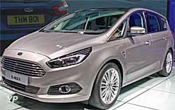 Ford S-Max Phase III