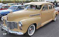 Cadillac Fisher serie 61 Sedan DeLuxe