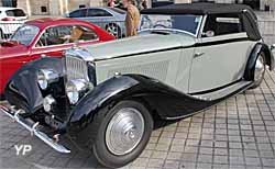 Bentley 3.5l (Bentley Derby)