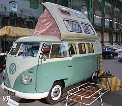 volkswagen combi t1 pick up guide automobiles anciennes. Black Bedroom Furniture Sets. Home Design Ideas