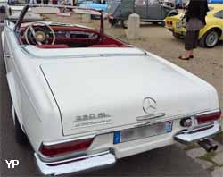 Mercedes 230 SL Automatic