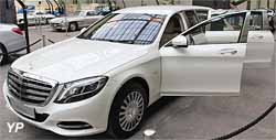 Mercedes-Maybach S 600 Pullman