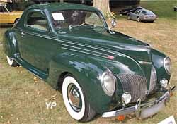 Lincoln Zephyr, Lincoln Continental