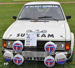 Talbot Sunbeam Lotus Groupe IV
