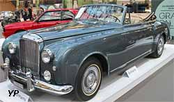 Bentley Continental S1 cabriolet Park Ward