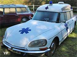 Citroën DS 20 Ambulance Petit