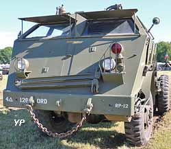 Pacific M26 Armored Tank Recovery Vehicle