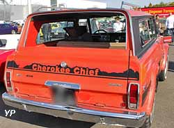 Jeep Cherokee Chief Quadra Trac