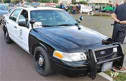 Ford Crown Victoria II Police Interceptor