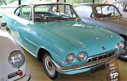 Ford Consul 315 coupé Capri