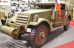 White Scout car M3A1