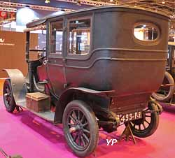 Renault type V1 limousine Million Guiet