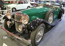 Alvis Speed Twenty SD