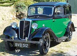 Morris Eight Saloon (serie 1)