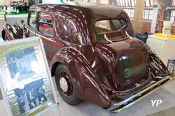 Citroën Traction berline 15-6 Splendilux