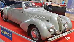 Citroën Traction 11B cabriolet Splendilux