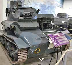 Light tank Vickers Mk VI