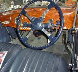 Delage D6-3 litres Olympic berline sport