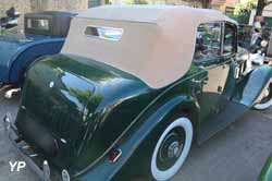 Armstrong Siddeley 20/25 cabriolet Salmons