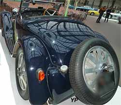 Bugatti type 55 Supersport 2 places Figoni