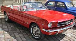 Ford Mustang 64-65 convertible