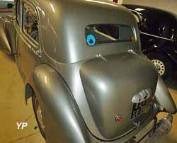 Citroën Traction berline 11 BL Splendilux