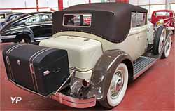 Packard Deluxe Eight 904 Convertible Victoria Rollston