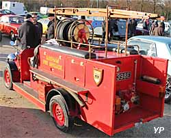 Leyland Open Water Tender