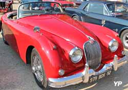 Jaguar XK 150 (doc. Yalta Production)